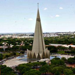Catedral de Maringá: a quinta mais bonita da América do Sul