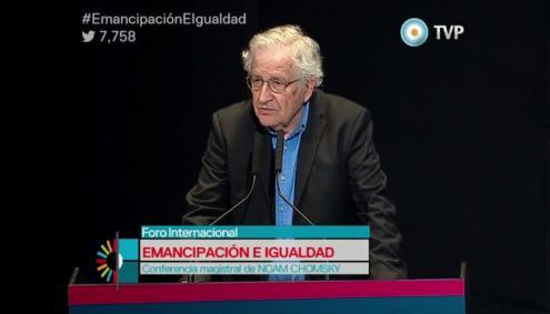 Noam Chomsky: acordo transpacífico é um ataque neoliberal