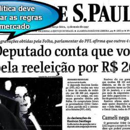 Contra Lula, FHC quer pôr fogo no circo