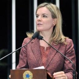 Advocacia do Senado critica vandalismo da Lava Jato na residência da senadora Gleisi Hoffmann (PT-PR)