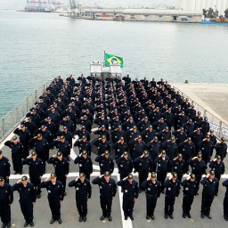 Filme mostra atuação da Marinha brasileira no Líbano