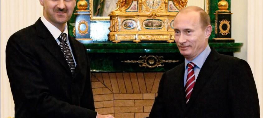 Rússia desmente campanha da mídia sobre a Síria