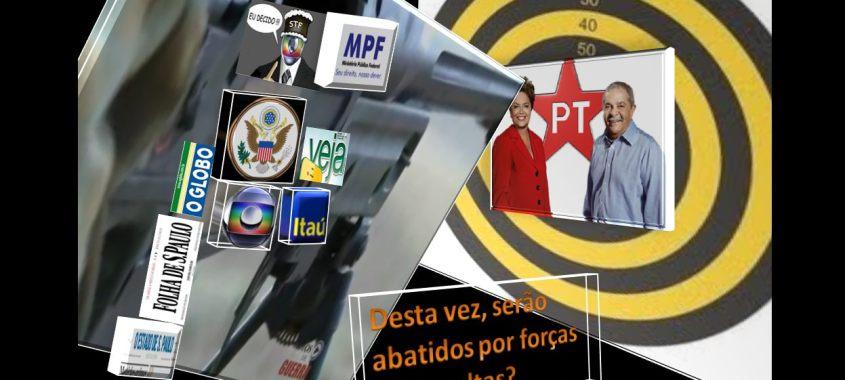 """Mídia faz """"Operação Cavalo Doido"""" contra Lula"""