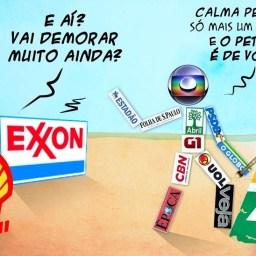 "Para ""salvar"" a Petrobras, mídia propõe destruir a Petrobras"