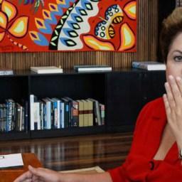 Dilma anuncia luta para superar o golpe