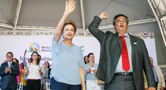 Governador Flávio Dino (PCdoB-MA): Pisotear a Constituição é um golpe rasteiro