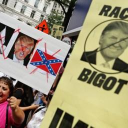 EUA: latinos unidos contra Donald Trump