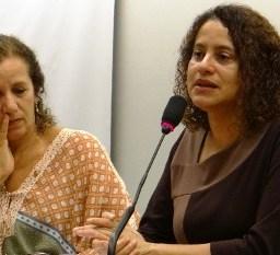 Jandira Feghali (PCdoB-RJ) e Luciana Santos (PCdoB-PE) comentam baixaria golpista