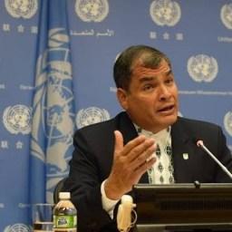 """Rafael Correa pede divulgação de todos os """"Papéis do Panamá"""""""
