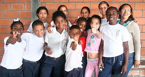 Os notáveis avanços de direitos das crianças e adolescentes na Venezuela