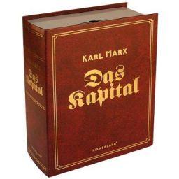"""Em leilão, primeira edição de """"O capital"""", de Karl Marx, é vendida por US$ 309 mil"""
