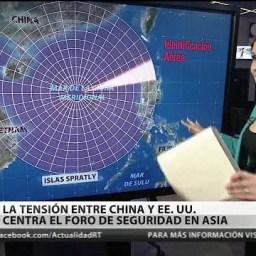 Tensão entre EUA e China é tema central do Foro de Segurança da Ásia