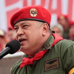 Wall Street Journal é citado em ação por crime contra a honra Diosdado Cabello-Rondón