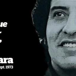 Julgamento de Víctor Jara revela impunidade de militares assassinos