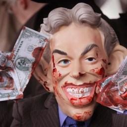 Tony Blair e George Bush mereciam um julgamento de Nuremberg
