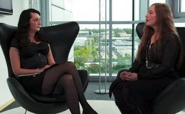 Jennifer Sonntag interviewt Luci van Org