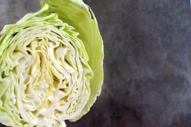 Cabbage Half