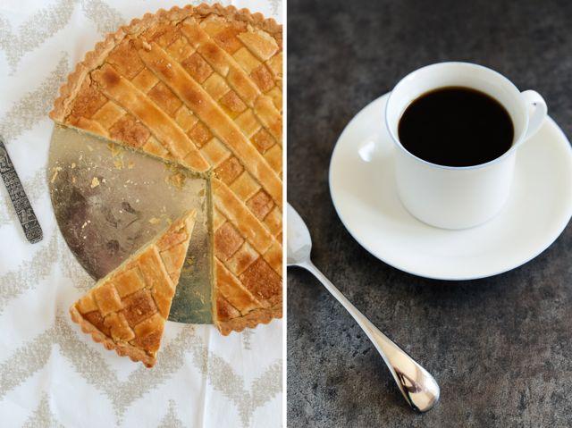 Fyrstekake and Coffee