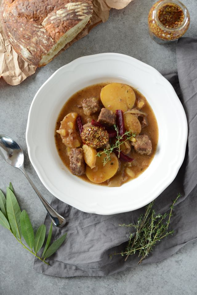 Sjömansbiff, a Cozy Swedish Sailor's Stew Recipe by Food Writer Daytona Strong