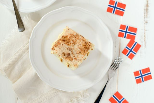 Kvæfjordkake