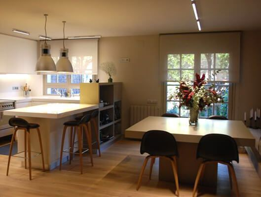 Iluminacion Interior Casa Moderna