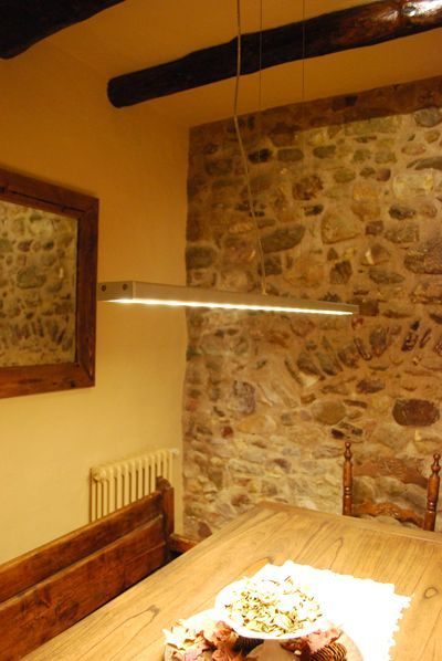 Decoracin con iluminacin LED OutSide BCN LED Lighting