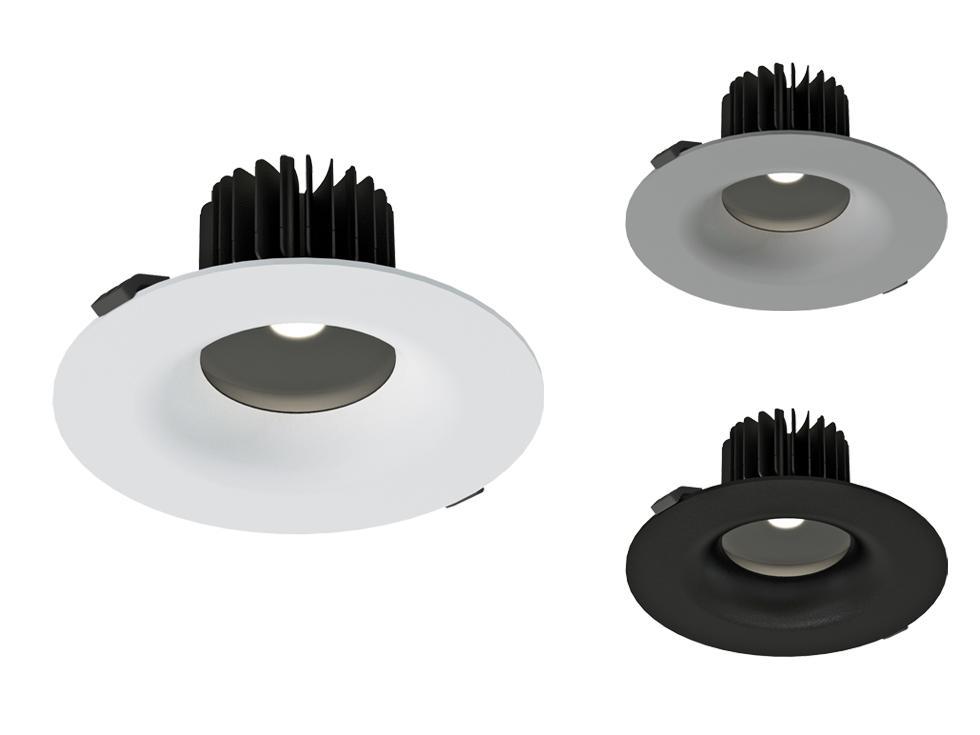 Emerald-M, led downlight confort visual