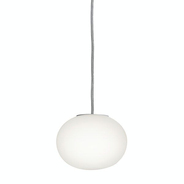 Lámpara colgante en forma de globo para carril magnético