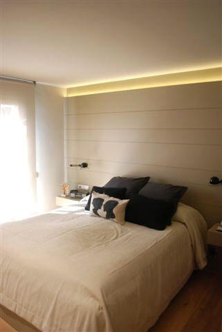 iluminación habitación