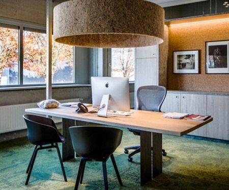 Iluminación interior para oficinas