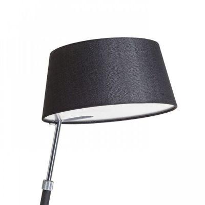 Lámpara de mesa con pantalla textil modelo Ritzy Mesa detalle