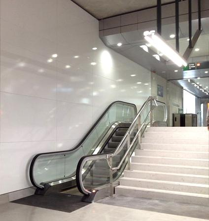 Iluminación led edificios públicos