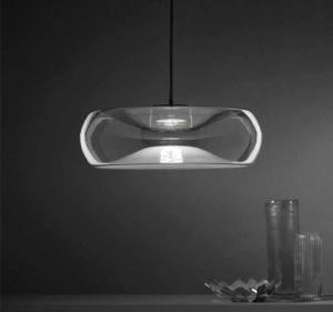 Lámpara de cristal suspendida de diseño
