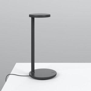 Lámpara de mesa con cargador para móviles