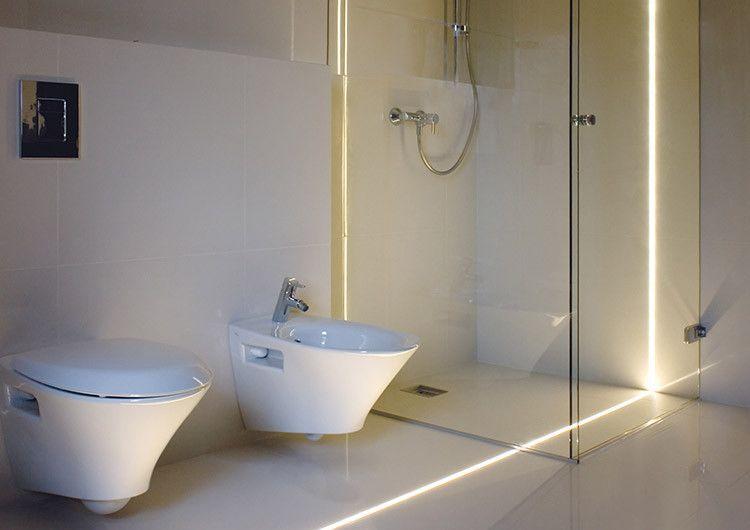 Luces baño y ducha
