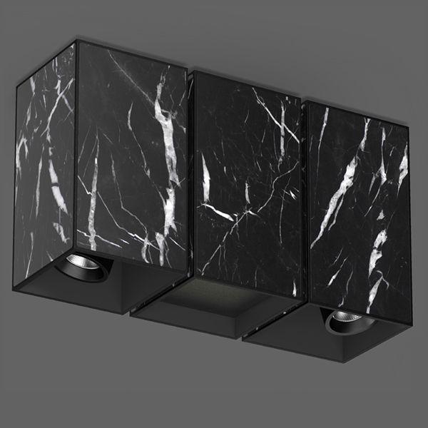 Luces de techo de superficie de diseño