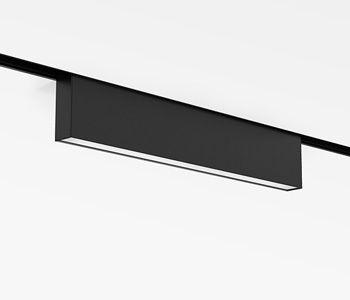 Luminaria lineal para carril de Eden Design