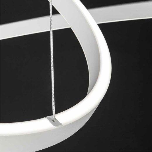 lamparas circulares de suspension