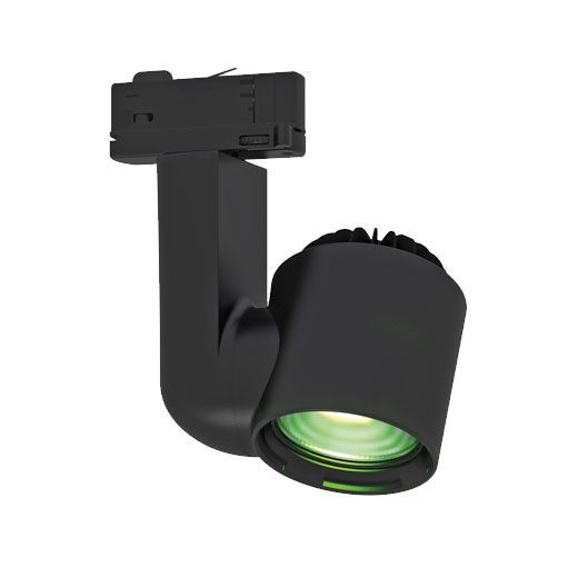 Proyector LED de carril RGBW