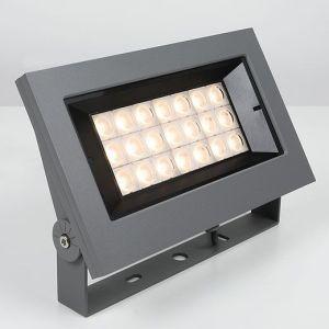 Proyector led exterior para fachadas