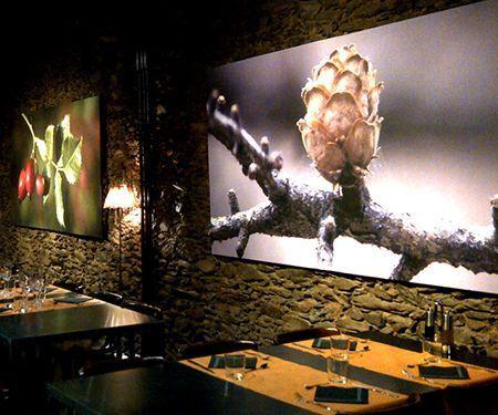 Proyectos de iluminación de bares y restaurantes