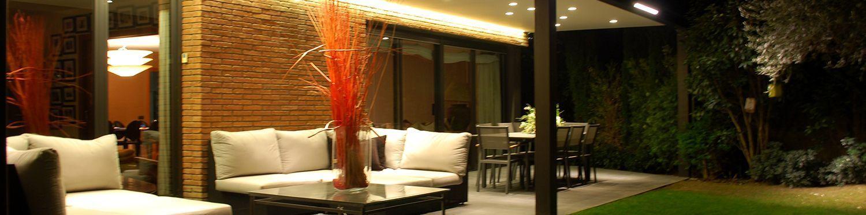 iluminación de jardines proyectos de iluminación exterior