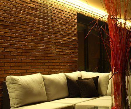 iluminación exterior de porches