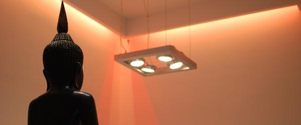 Iluminación indirecta