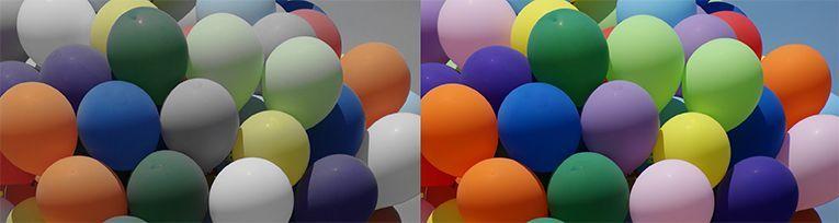 indice de reproducción cromática y color