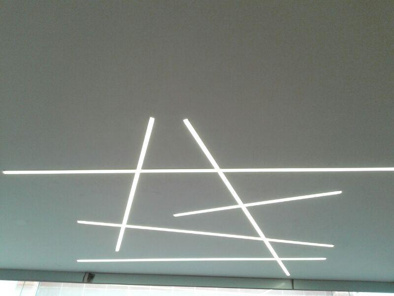 Iluminación lineal estanca