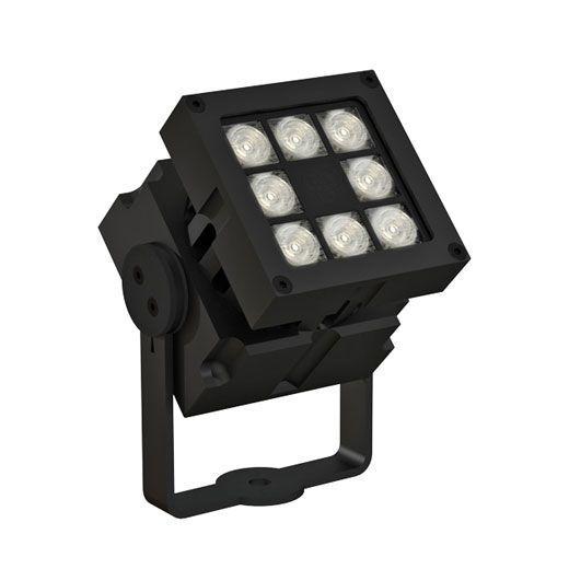 Proyector led exterior de superficie