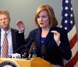 Durkan and Oliver have different political ideas, analyses and priorities.