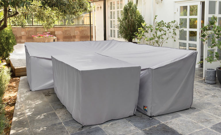 Cover Metal Garden Furniture To Extend It's Life