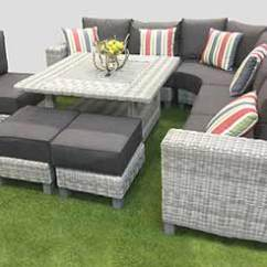 Rattan Garden Dining Chairs Uk Intex Chair And Ottoman Furniture Range Outside Edge Metal Casual Sets